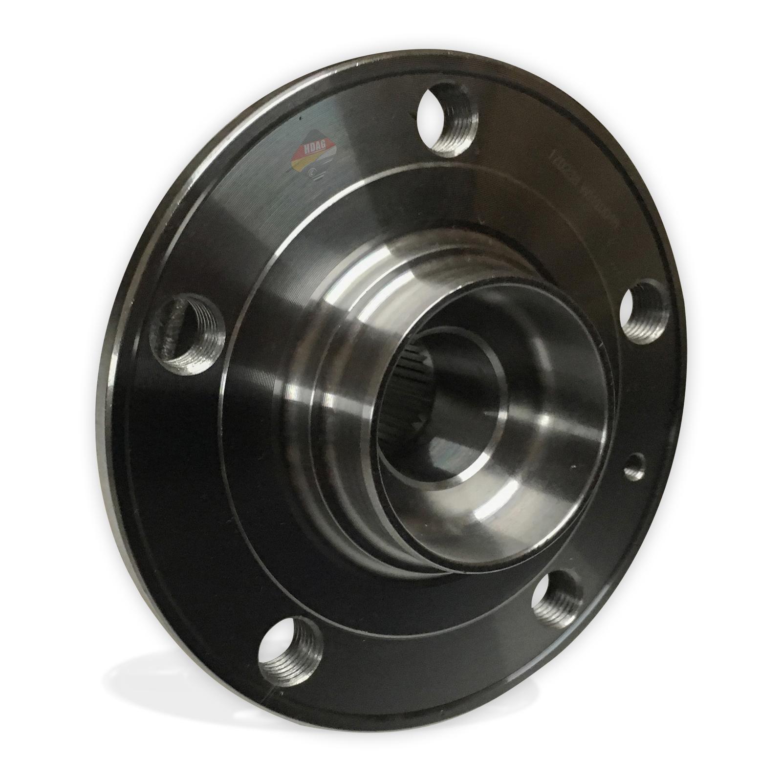 For Audi A3 2.0 TDi 140 8P 2003/>2013 1x Front Hub Wheel Bearing Kit Left Right